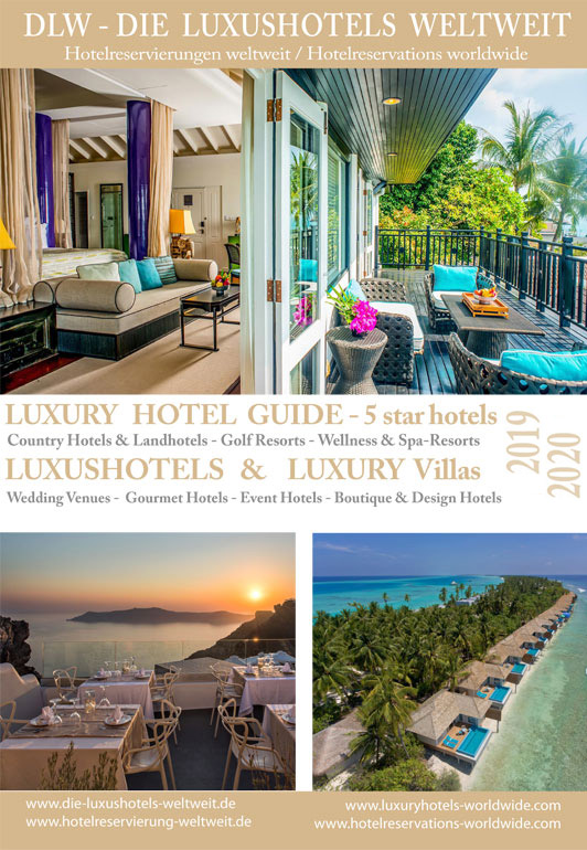 Luxury Hotels catalogue 2019